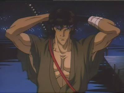 Jubei Kibagami Shinobi Sword
