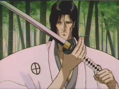 Ninja Scroll Utsutsu Mujuro