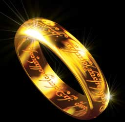 Lord of the rings powers of the ring