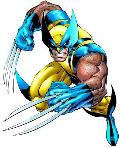 Wolverine Comics