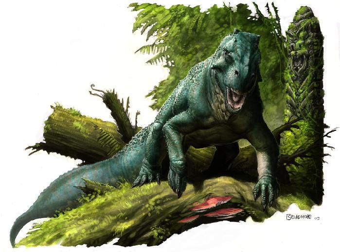 Atercurisaurus The World of Kong - Mo...