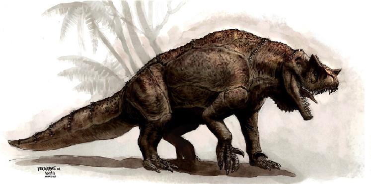 The World Of Kong Tartarusaurus