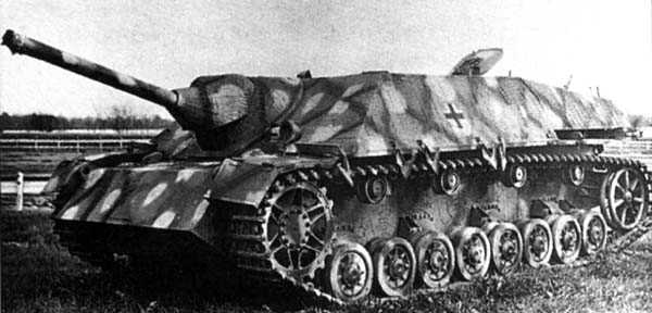 Military Ground Vehicles - Jagdpanzer IV