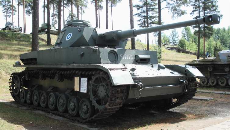 Military Ground Vehicles - Panzer IV