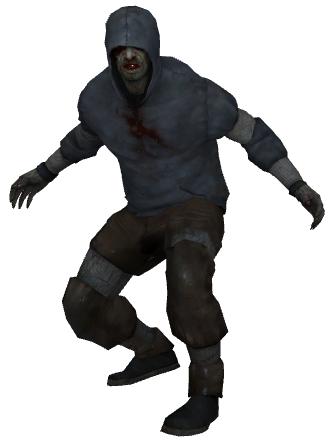 Left 4 Dead—Hunter