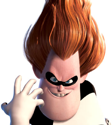 The Incredibles - Syndrome