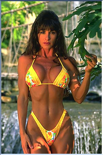 (Bikini picture one and two are both really fitness model ...
